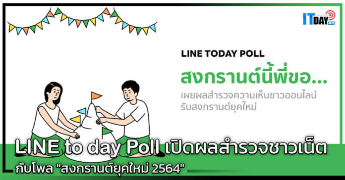LINE to day Poll