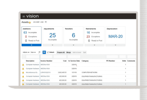 Oracle Cloud Fusion
